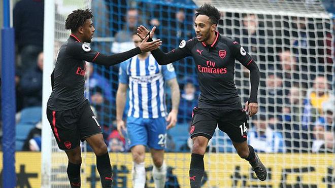 """Brighton - Arsenal: """"Nã pháo"""" vào tử địa mơ top 4 - 1"""