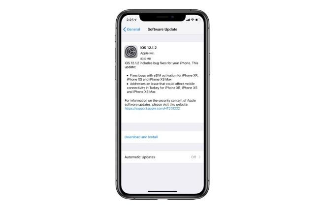 Khắc phục sự cố cuộc gọi LTE và SMS trên iPhone chạy iOS 12.1.2 - 1