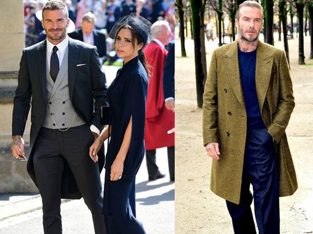 David Beckham chỉ xếp hạng 8 mặc đẹp nhất thế giới
