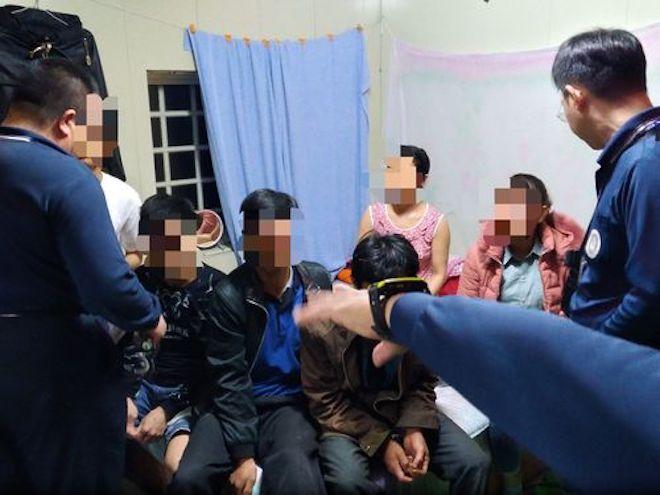 """Nóng 24h: Xác định được hành tung nhóm du khách Việt """"mất tích"""" ở Đài Loan - 1"""