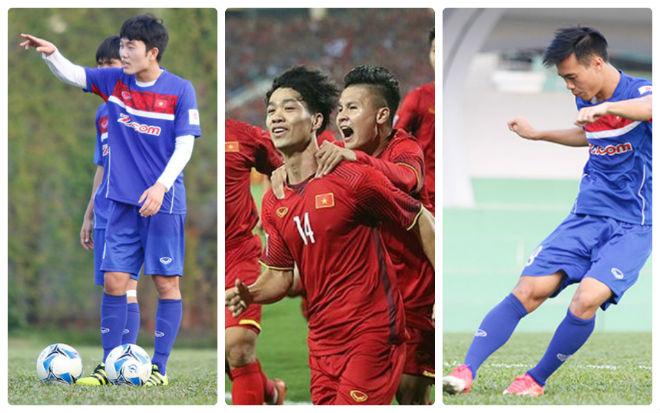 Công Phượng, Văn Toàn, Xuân Trường liệu có bị thầy Park loại ở Asian Cup? - 1