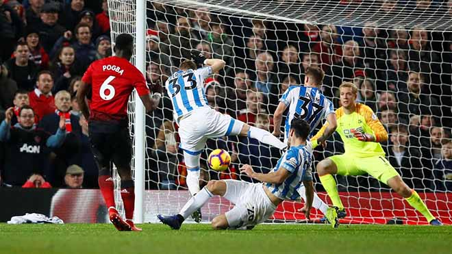 """MU thoát khỏi Mourinho: Pogba """"lên đồng"""", cùng tướng mới phục hưng """"Quỷ đỏ"""" - 1"""