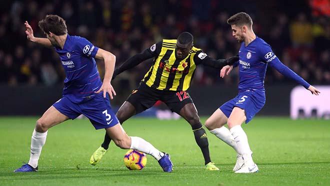 Watford - Chelsea: Siêu sao rực sáng, định đoạt penalty - 1