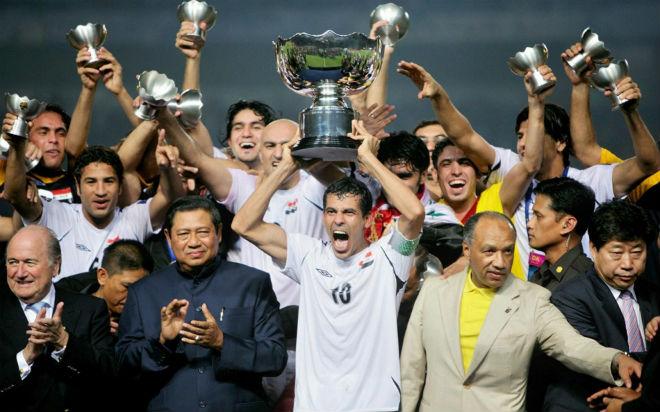 Đối thủ Việt Nam Asian Cup mạnh cỡ nào: Iraq có HLV World cup & sao khủng Serie A - 1