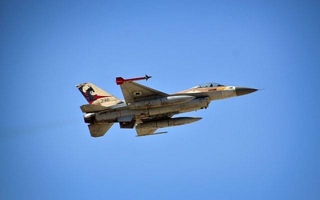 Israel tung ảnh kho vũ khí Iran ở Syria bị san phẳng sau đợt không kích - 1