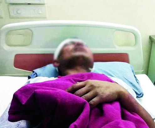 Tằng tịu với vợ ông chủ, nam thanh niên bị tiêm axit vào mắt tàn bạo - 1