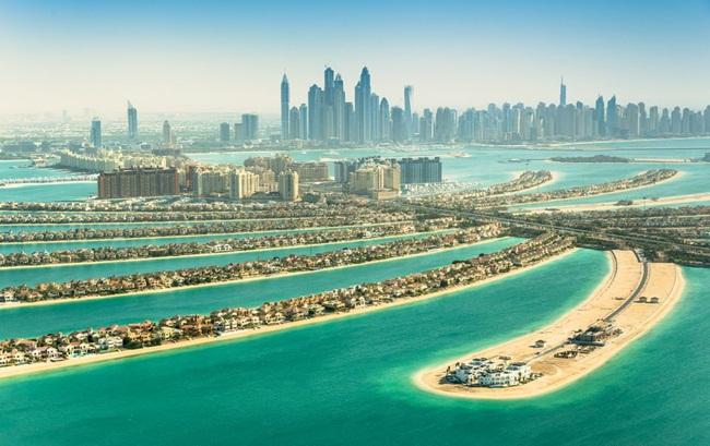 Giới nhà giàu Dubai sống ở những khu tầm cỡ thế nào? - 1