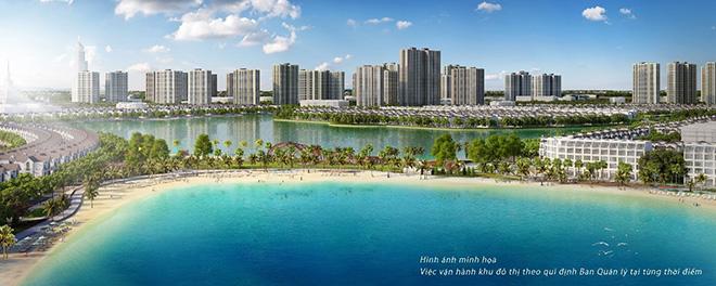 Làm việc ở trung tâm thành phố, có nên mua nhà Vincity Ocean Park (Gia Lâm)? - 1