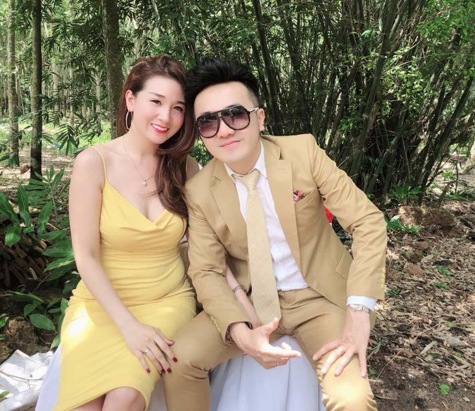 Vợ xinh đẹp của Dương Ngọc Thái suy sụp khi biết chồng có con riêng - Hình 4