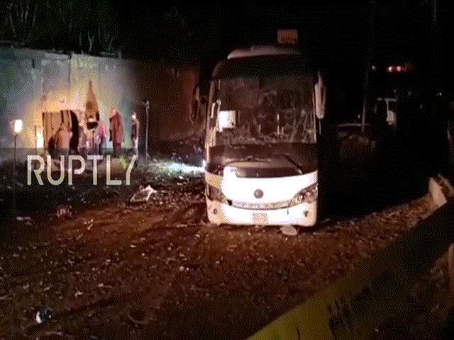 Video: Hiện trường vụ đánh bom đẫm máu khiến 3 du khách Việt Nam thiệt mạng