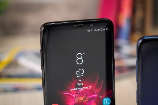 Smartphone tầm trung của Samsung sẽ có màn hình LCD cong cạnh - 1