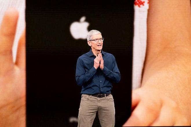 """Liên tục ưu đãi giảm giá, iPhone hết còn là mặt hàng """"xa xỉ"""" - 1"""