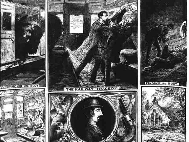 Mặt nạ giết người - Vụ án đầu tiên được phá nhờ dấu vân tay