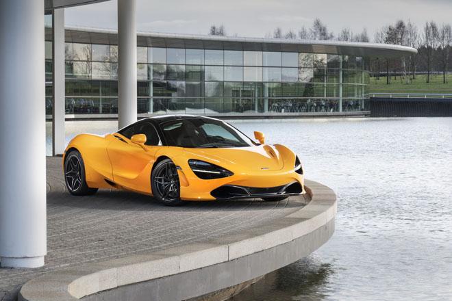 """Cận cảnh siêu xe McLaren 720S """"Spa 68"""" giới hạn 3 chiếc trên toàn thế giới - 1"""