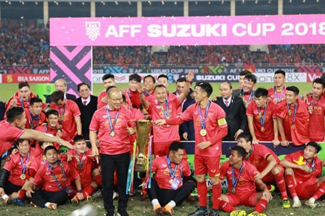 Những chiến binh làm nên vinh quang AFF Cup: Đoàn kết như một gia đình - 1