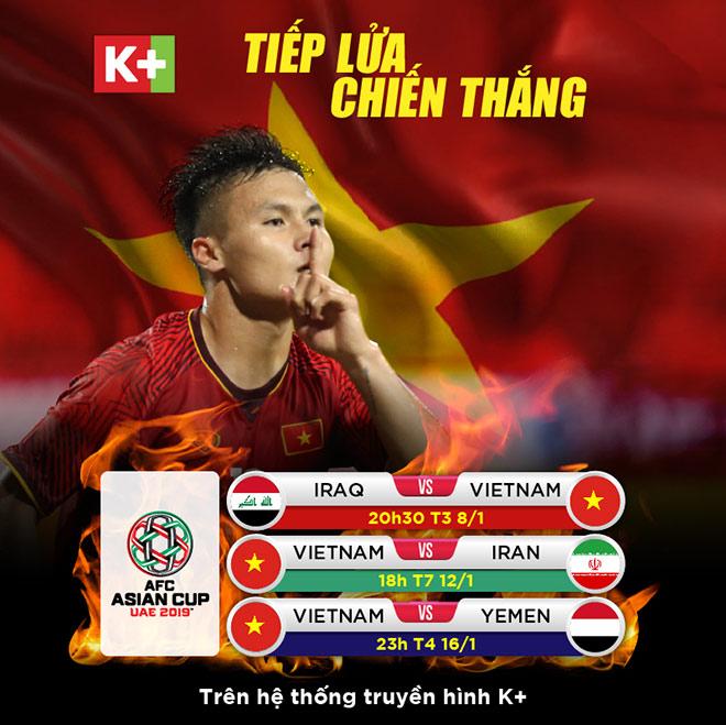 Quang Hải: Thách thức chờ đợi ở đấu trường châu Á - 1