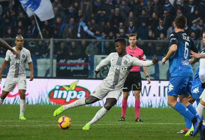 Empoli - Inter Milan: Khoảnh khắc xuất thần định đoạt số phận - 1