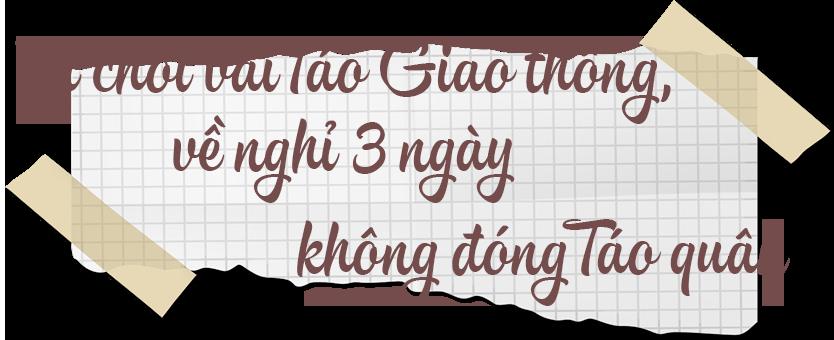 """NSƯT Chí Trung: """"Tôi luôn nói chia tay Táo quân mà lòng rất đau!"""" - 4"""