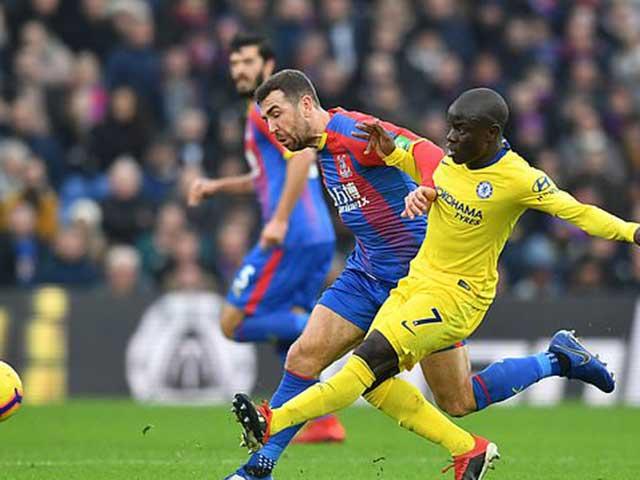 Crystal Palace - Chelsea: Vây hãm không ngừng, pha bứt tốc xuất thần