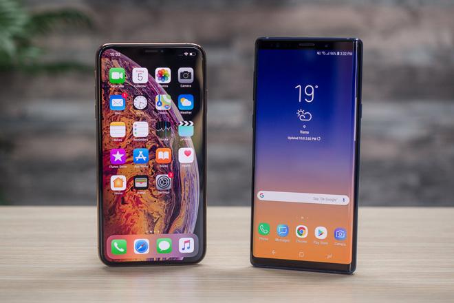 Cuộc chiến Android và iPhone: Ai là người thắng cuộc? - 1