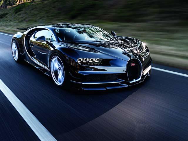 """Những điều thú vị ít ai biết về """"ông hoàng tốc độ"""" Bugatti Chiron - 1"""