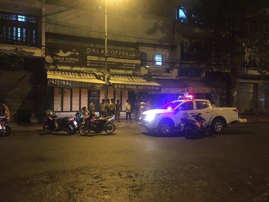 TP HCM: Giang hồ nổ súng thanh toán nhau ở Bình Thạnh - 1