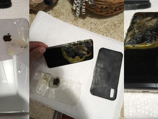 iPhone XS Max bị phát nổ và bốc cháy, Apple có thể bị kiện