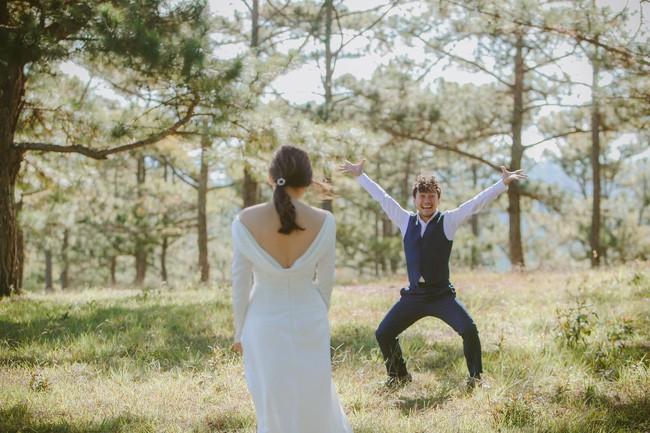 Sau lễ cưới vợ xinh 9X, rapper Đinh Tiến Đạt làm ngay điều này - 1