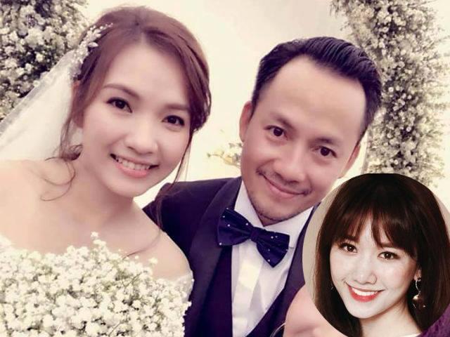 Mẹ Đinh Tiến Đạt nói gì về con dâu mới bị so sánh với Hari Won?