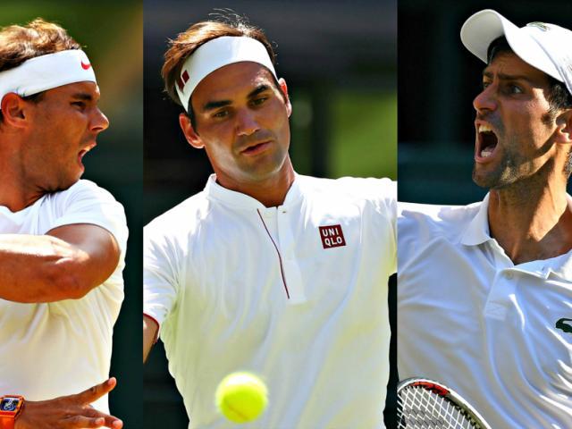 Bảng xếp hạng tennis 31/12: Djokovic 232 tuần trên đỉnh, nhọc nhằn Federer