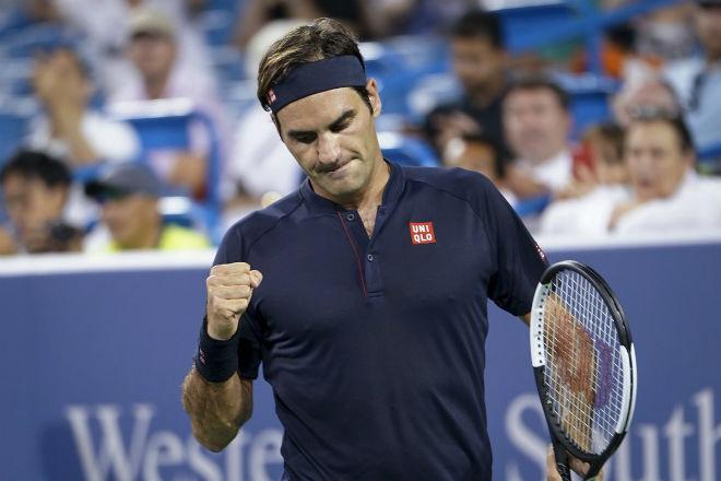 """Tennis 24/7: Lộ bí quyết siêu sao, Federer là """"Vua mặt lạnh như tiền"""" - 1"""
