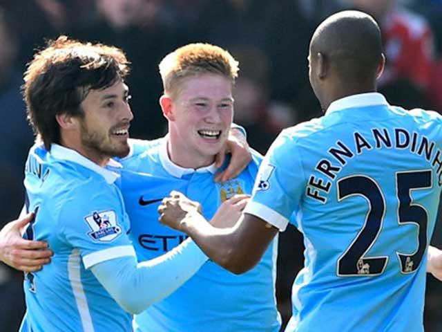 """Man City quyết tử đấu Liverpool: """"The Kop"""" lo gặp lại """"bộ ba thần thánh""""?"""