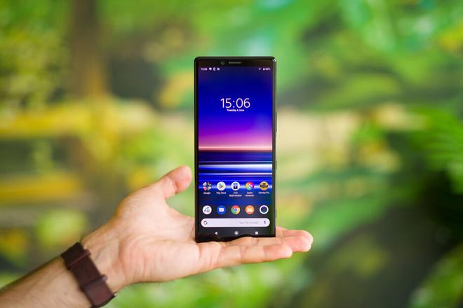 """Sony đánh """"phủ đầu"""" với smartphone dùng chip Snapdragon 865 - 1"""
