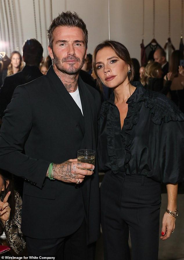 David Beckham và vợ đáp trả tin đồn ly hôn sau 20 năm sống chung - 1