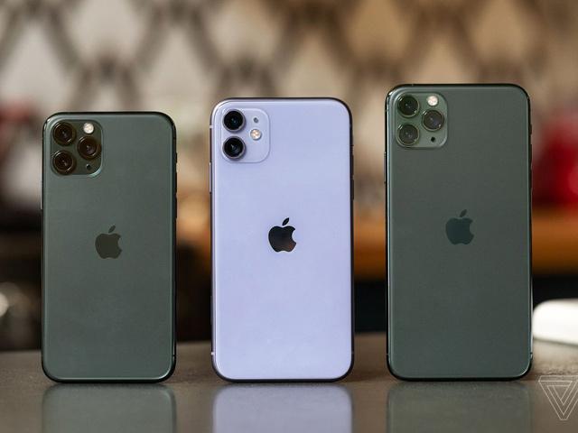 Doanh thu iPhone quý 3 của Apple dự kiến giảm do chiến tranh thương mại