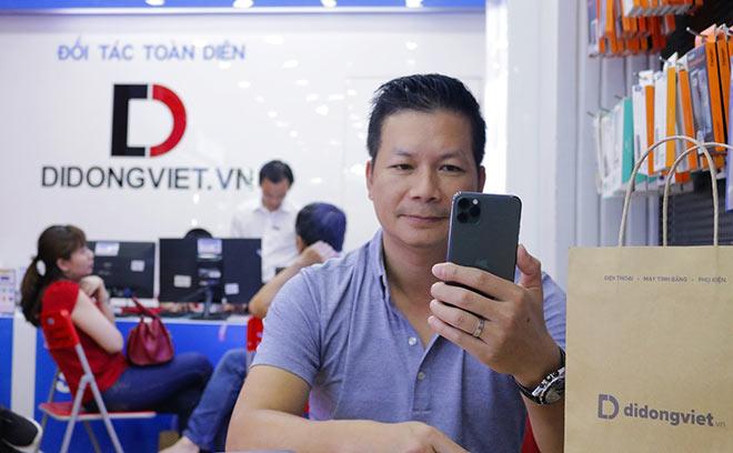 Cách Shark Hưng và sao Việt nổi tiếng chọn iPhone 11 Pro Max - 1