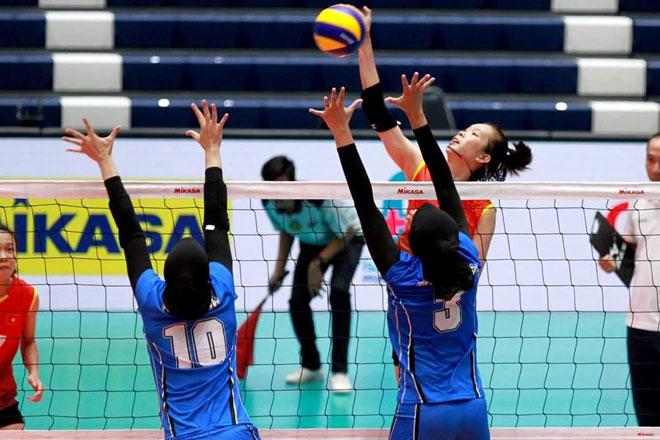 Lịch thi đấu bóng chuyền nữ ASEAN Grand Prix 2019 chặng 2: Việt Nam đấu Thái Lan - 1