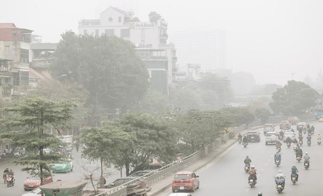 Ô nhiễm không khí nặng nề: Nhu cầu về điều hòa lọc không khí tăng cao - 1
