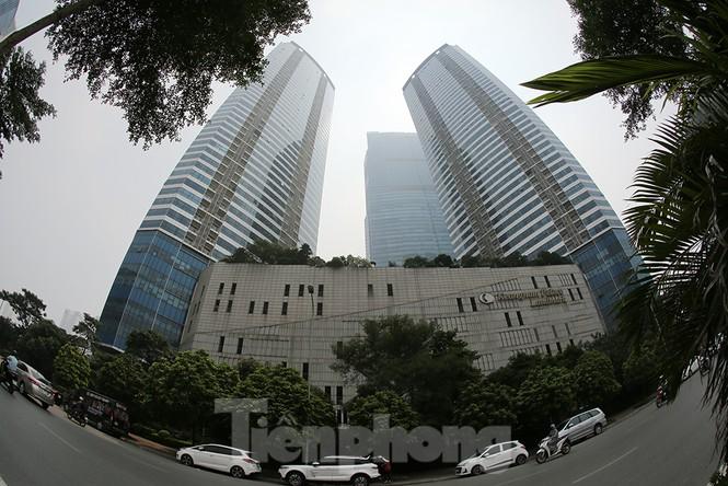 Chiêm ngưỡng top 3 tòa nhà cao nhất Hà Nội qua góc nhìn Flycam - 1
