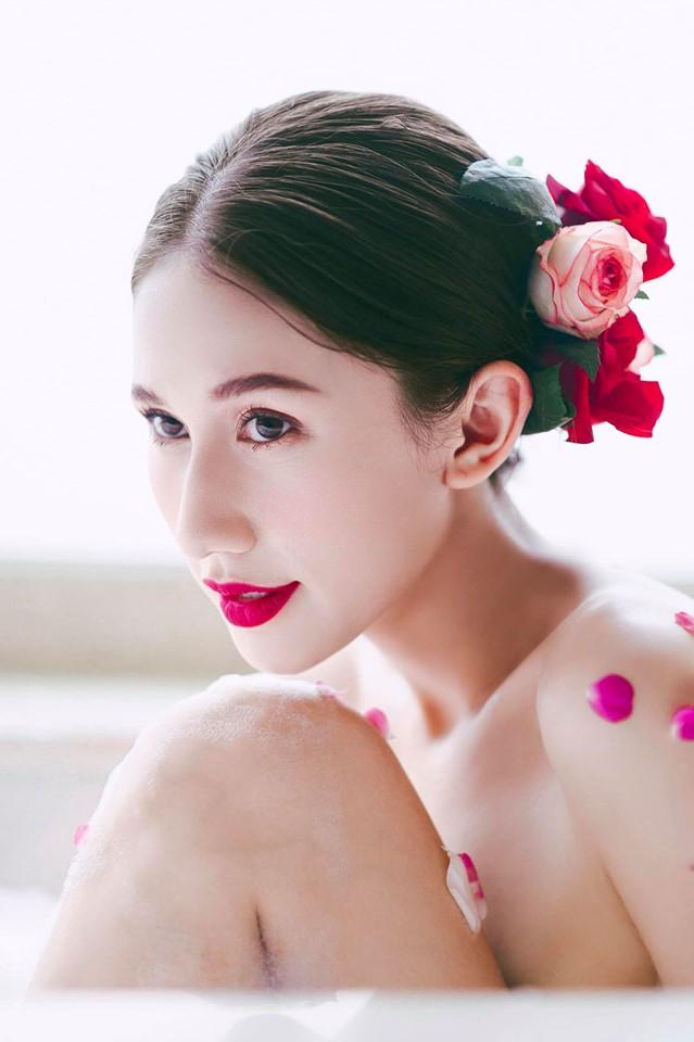 Cô gái lai Việt - Nga đang nổi như cồn ở Sài Gòn xinh đẹp nhờ học yêu chính mình - 1