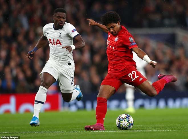 Bóng đá cúp C1 Tottenham - Bayern Munich: Poker sao trẻ, thất bại kinh hoàng - 1