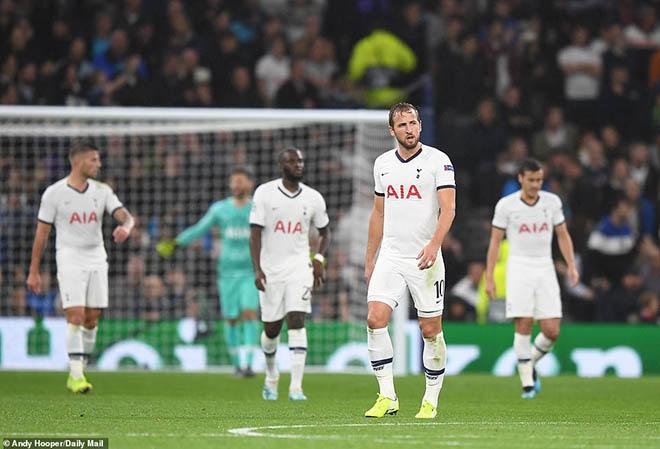 Tottenham thua 2-7, tham vọng biến thành Sir Alex của HLV Pochettino dễ chấm hết - 1