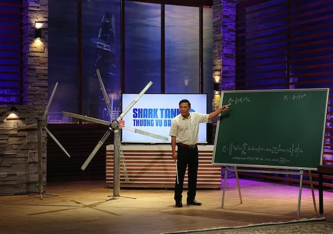 """Shark Tank: """"Cá mập"""" quyết """"điên"""" cùng startup công nghệ có tham vọng """"cải tạo thế giới"""" - 1"""