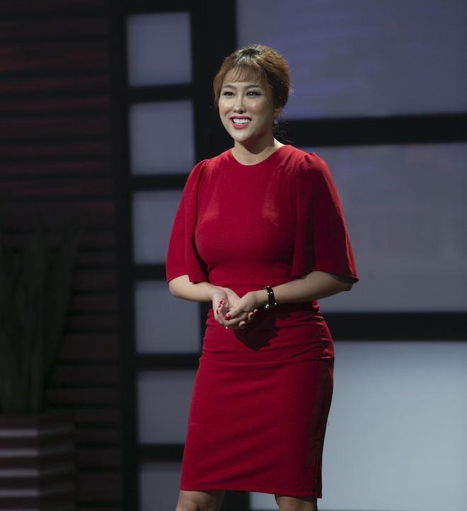 """Tiết lộ startup ứng dụng AI của """"nữ hoàng dao kéo"""" Phi Thanh Vân tại Shark Tank - 1"""