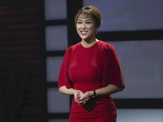 """Tiết lộ startup ứng dụng AI của """"nữ hoàng dao kéo"""" Phi Thanh Vân tại Shark Tank"""