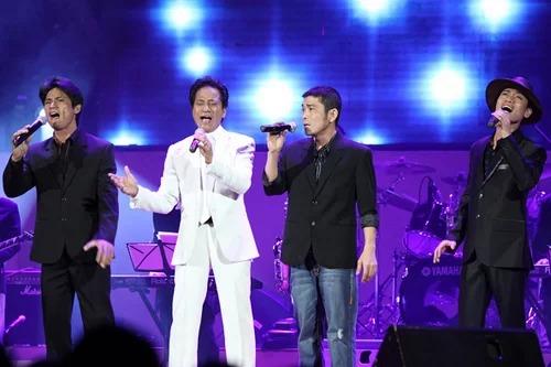 Chế Linh, Kim Tử Long và những sao nam đông con nhiều vợ nhất showbiz Việt - 1