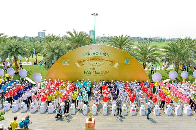 Diễn biến hấp dẫn trong vòng chung kết Giải vô địch Golf Hà Nội lần 3 - 1