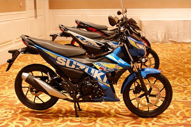 Suzuki Việt Nam triệu hồi hàng loạt xe máy Raider 150 FI - 1