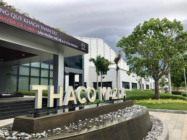Mazda Việt Nam vươn lên vị trí thứ 2 về chất lượng dịch vụ hậu mãi