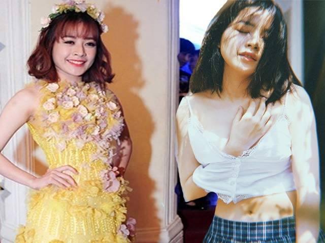 """Sự """"lột xác"""" về style của Chi Pu sau 10 năm"""